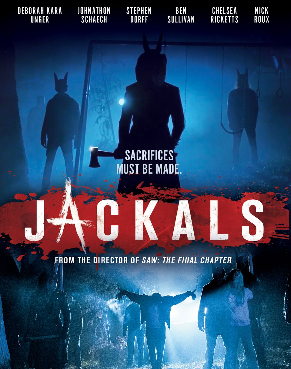 Indoctrination >> Jackals Blu-ray Review (Scream Factory) - Cultsploitation