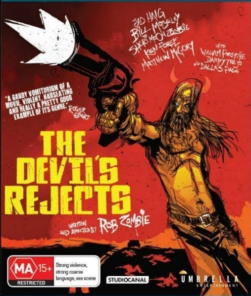 The Devil's Rejects Review (Umbrella Entertainment Blu-ray)
