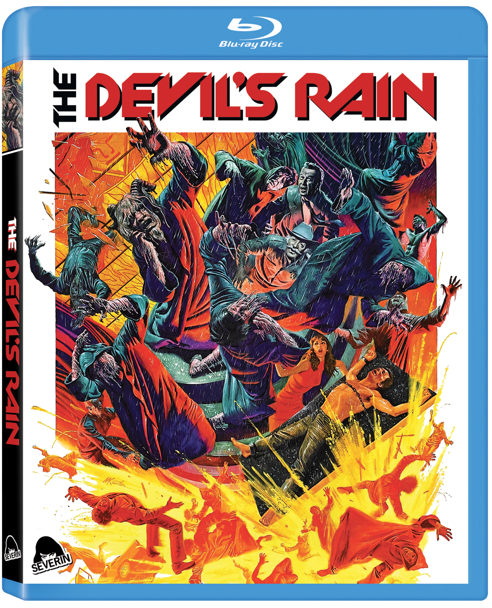 The Devil's Rain Blu-ray Review (Severin Films)