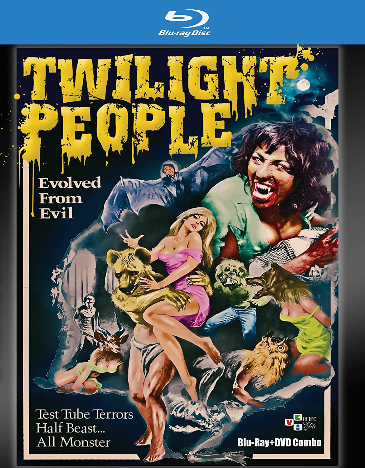 The Twilight People Blu-ray Review (VCI Entertainment)
