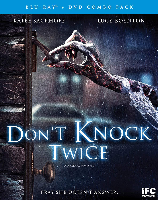 don't knock twice blu-ray