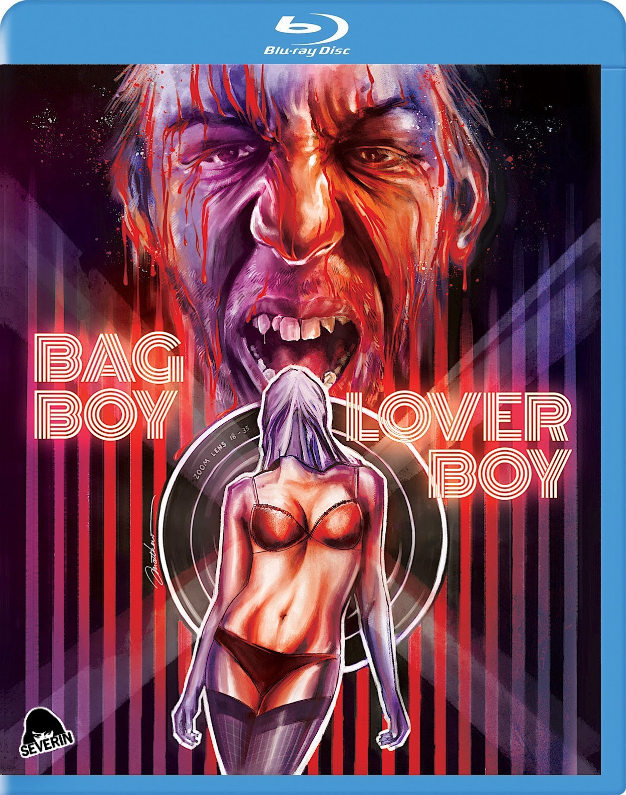 bag boy lover boy blu-ray