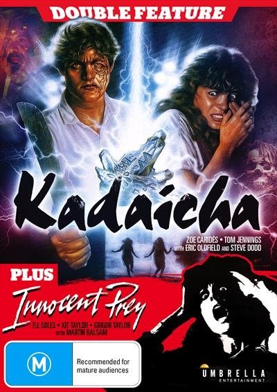 Kadaicha/Innocent Prey DVD Review (Umbrella Entertainment