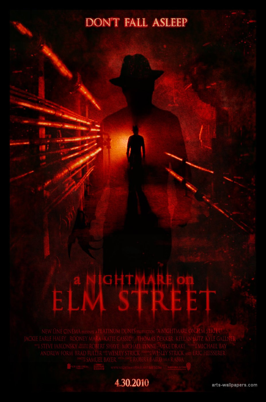 nightmare on black street