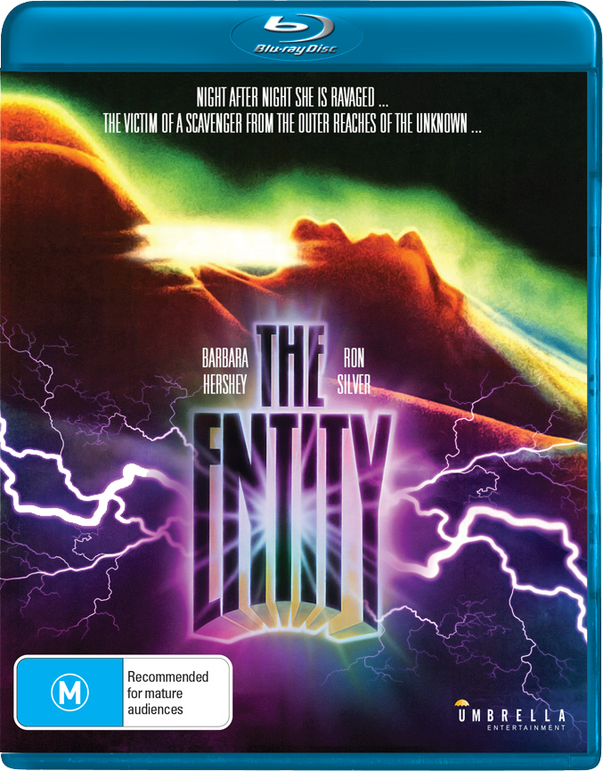 The Entity – Review (Umbrella Entertainment Blu-ray) – Reviews From the Mind of Tatlock