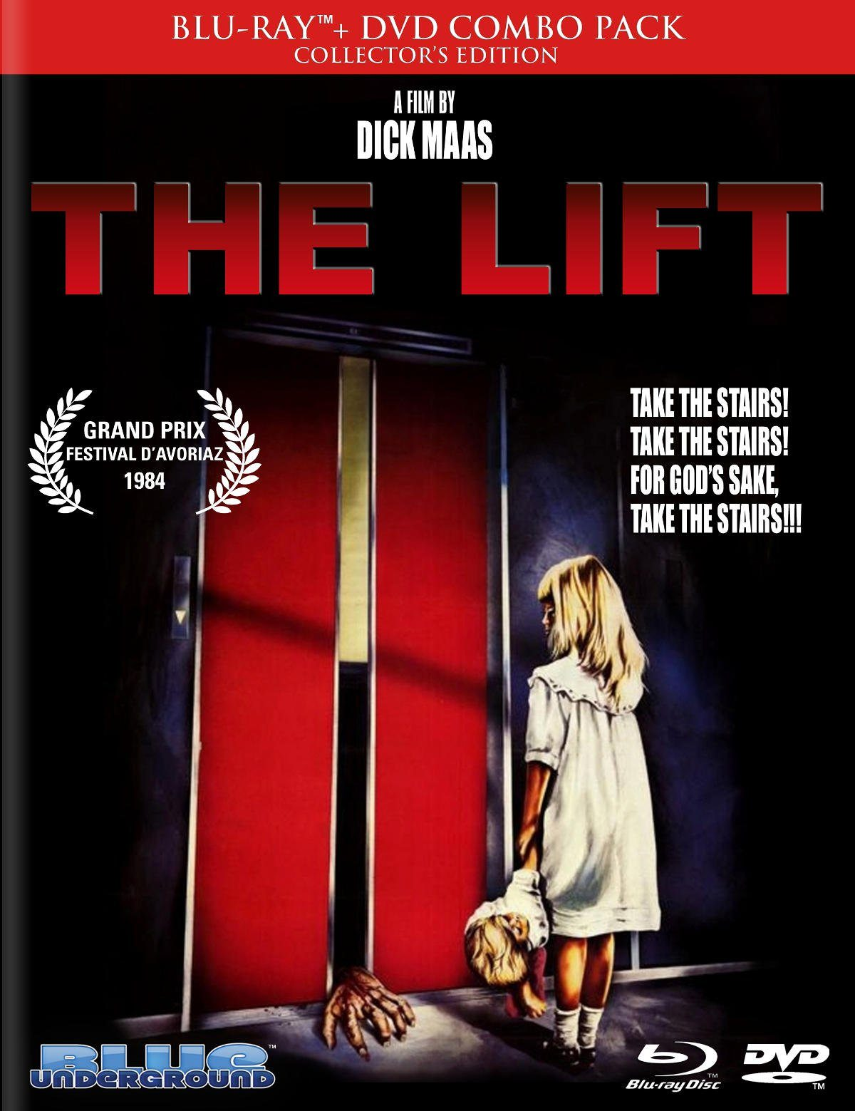 the lift blu ray