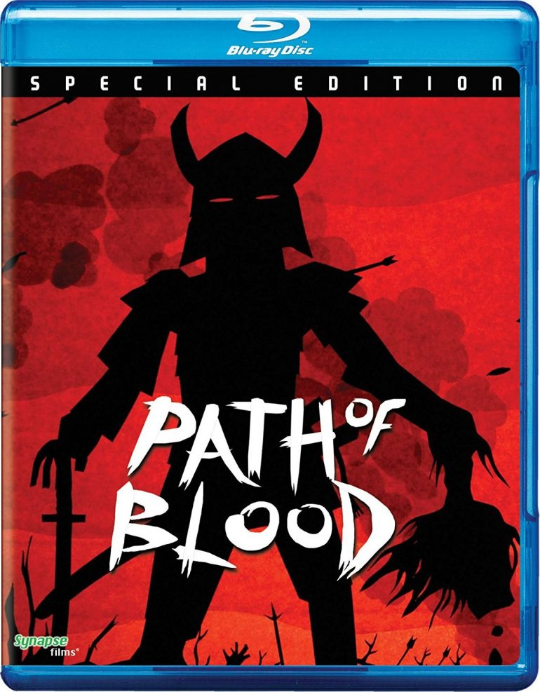 path of blood blu-ray