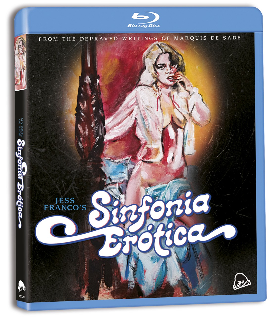 Blu-ray / DVD Buffet: 4/25/18 - Arrow Video, Cult Epics, Synapse Films, Severin Films, and more! - Cultsploitation