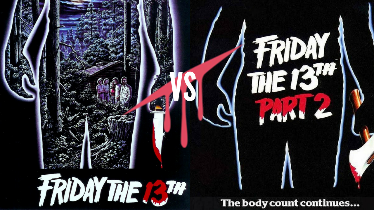 CHOOSE YOUR OWN ADVENTURE: Friday the 13th - Cultsploitation