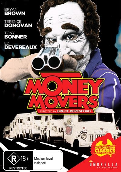 money movers dvd