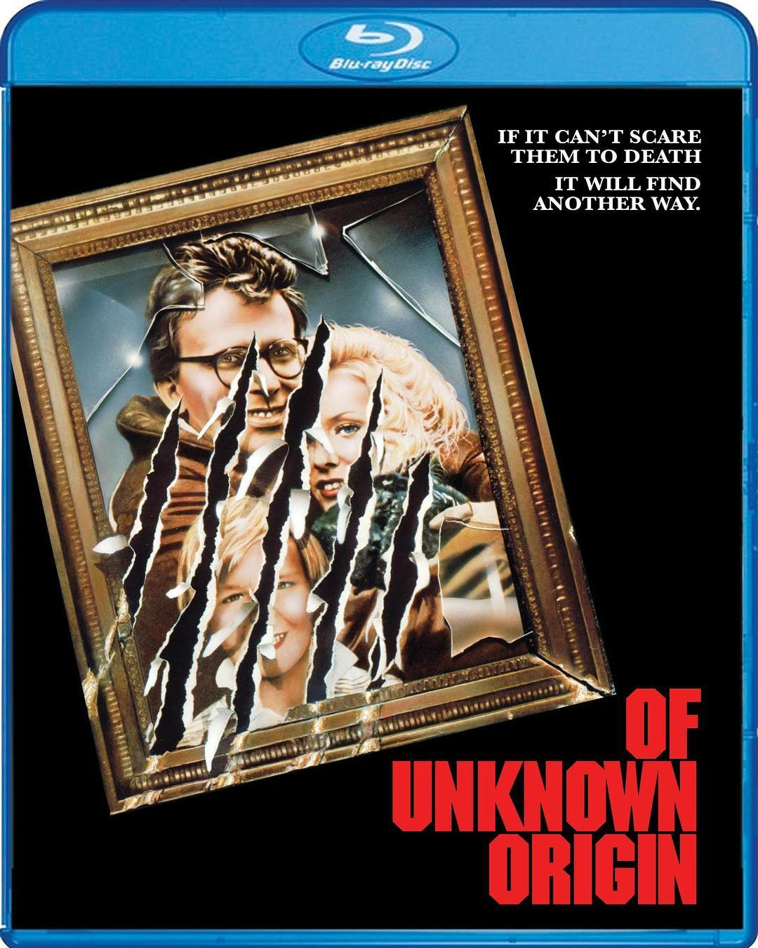 of unknown origin blu-ray