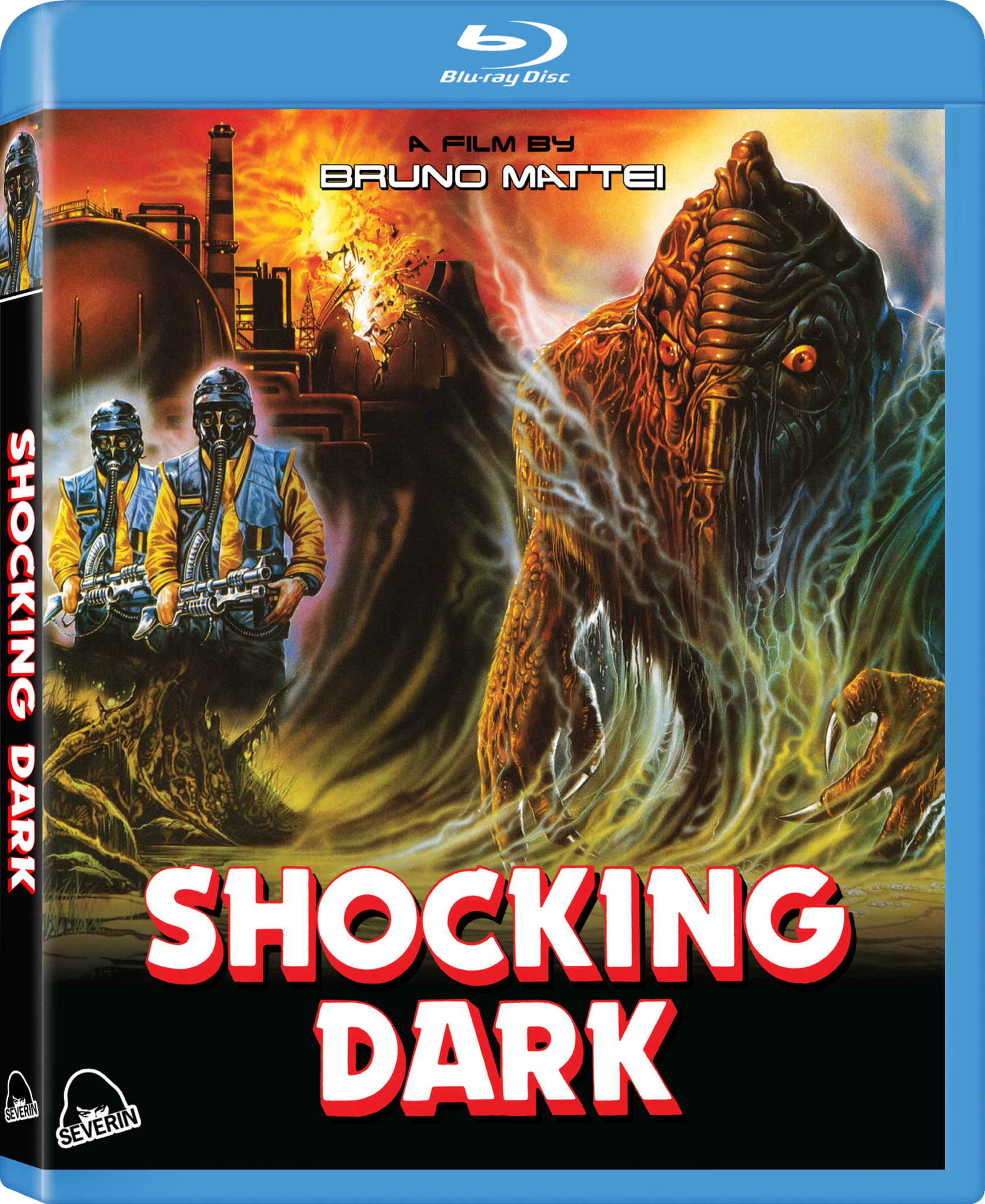 Shocking Dark Blu-ray Review #2 (Severin Films) - Cultsploitation