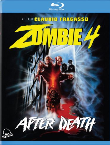 zombie 4 after death blu-ray