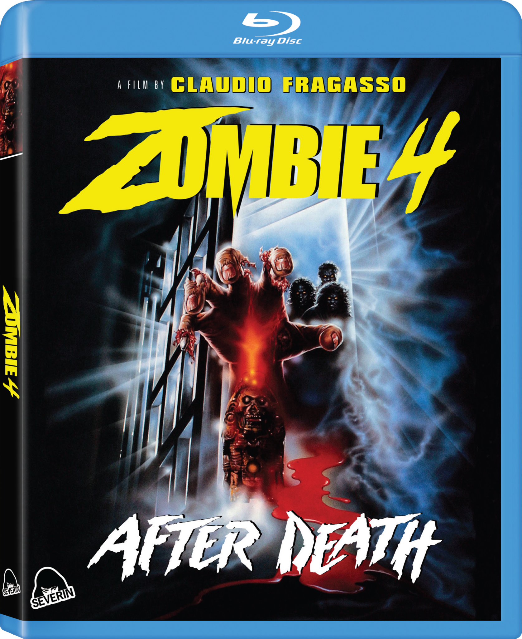 Zombie Flesh Eaters 3 Blu-ray Review (88 Films) - Cultsploitation