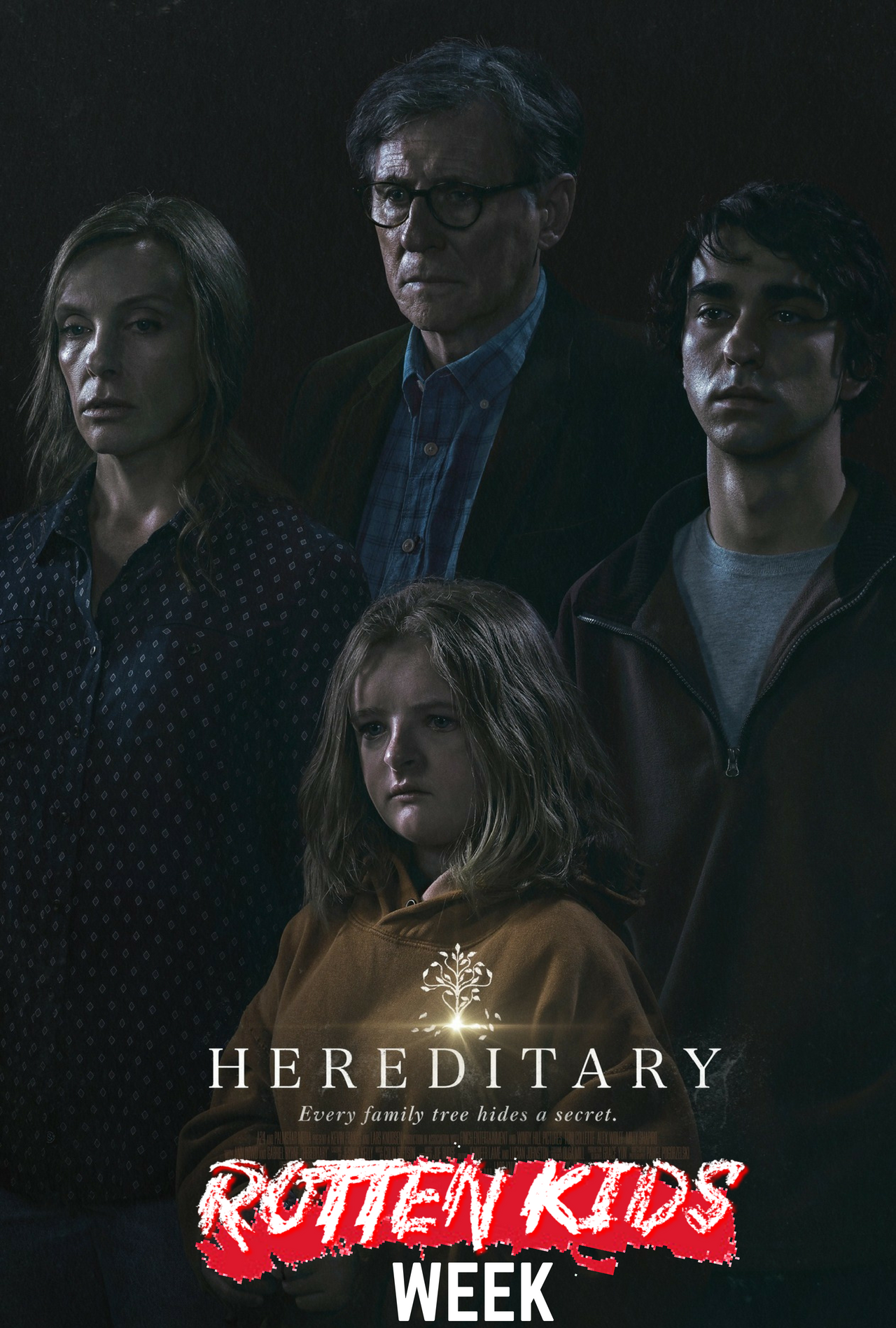 hereditary rotten kids