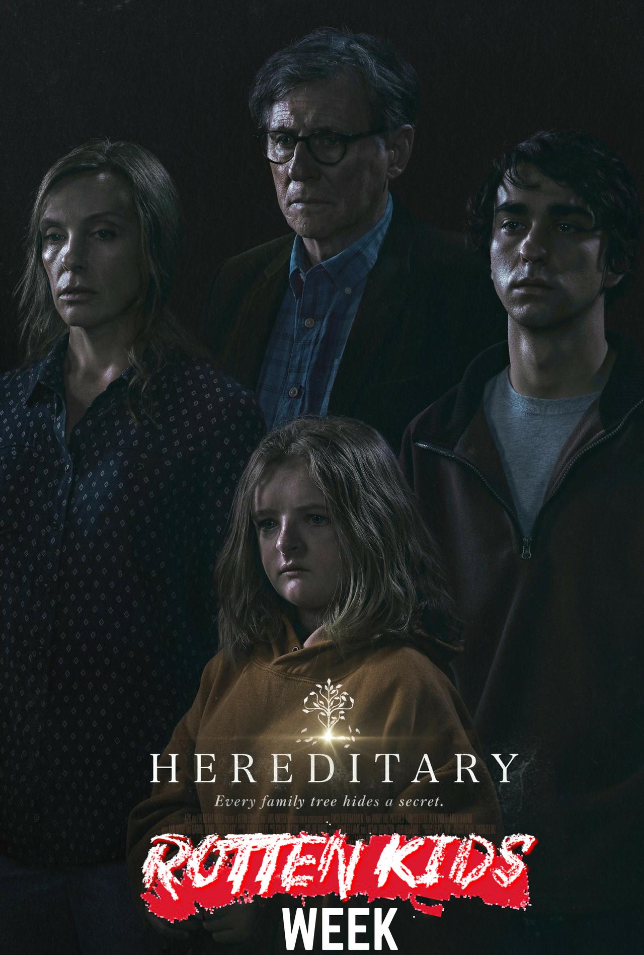 hereditary rotten kids