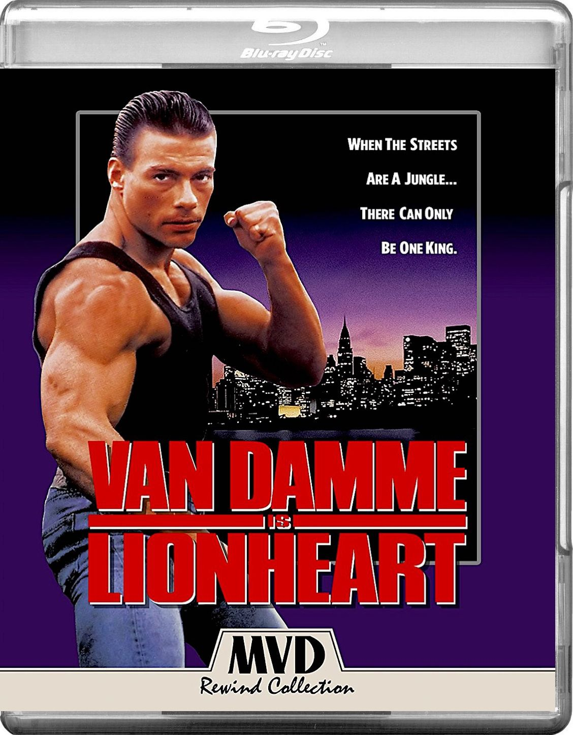 lionheart bluray
