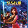 ninja iii the domination blu-ray