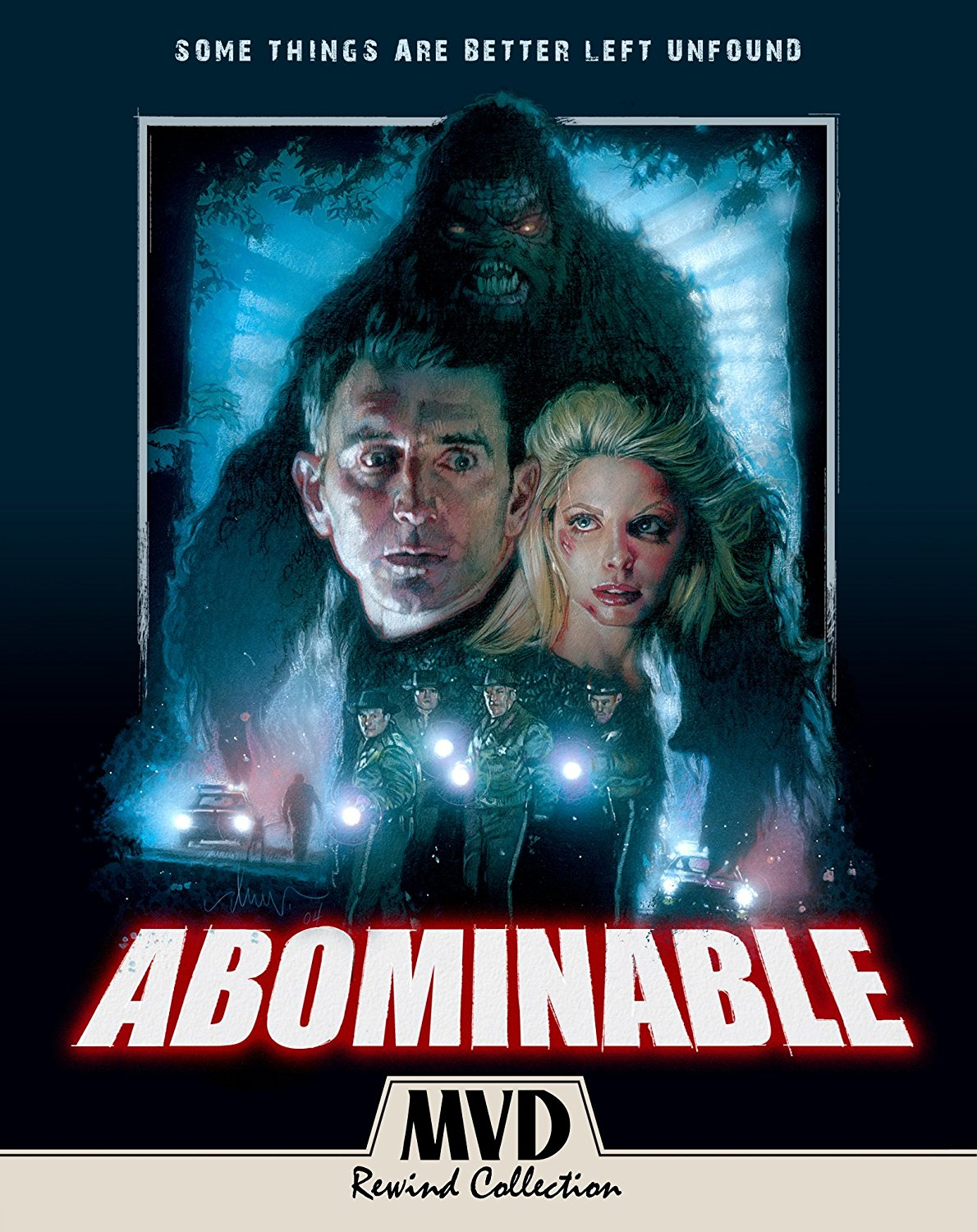If You Liked ABOMINABLE: 5 More Bigfoot-Themed Films - Cultsploitation