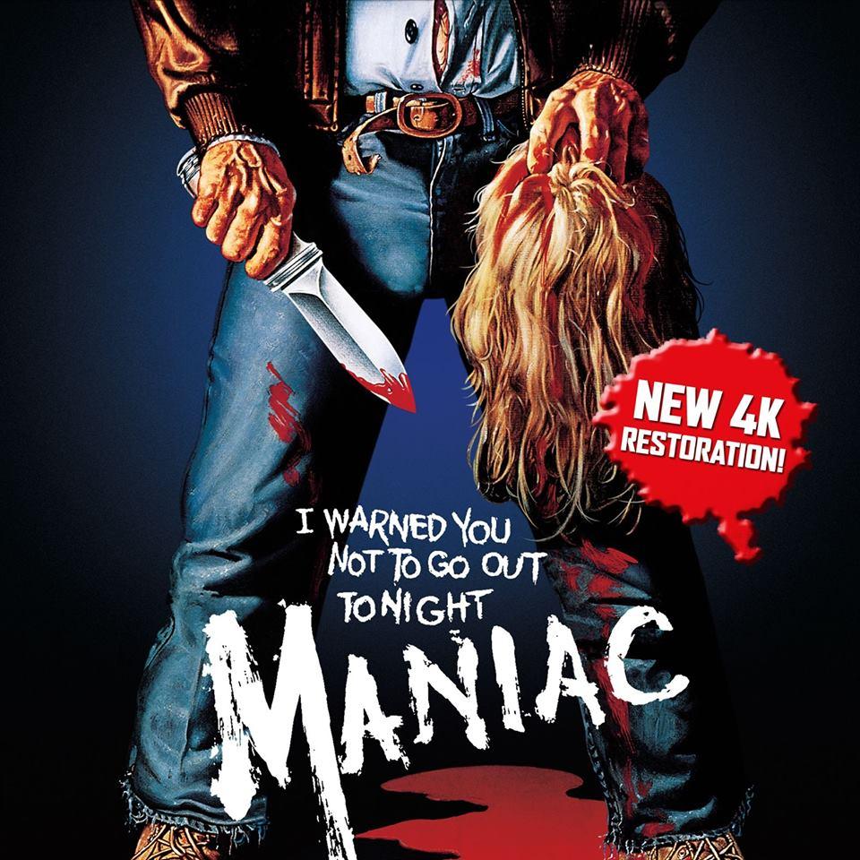 maniac 4k