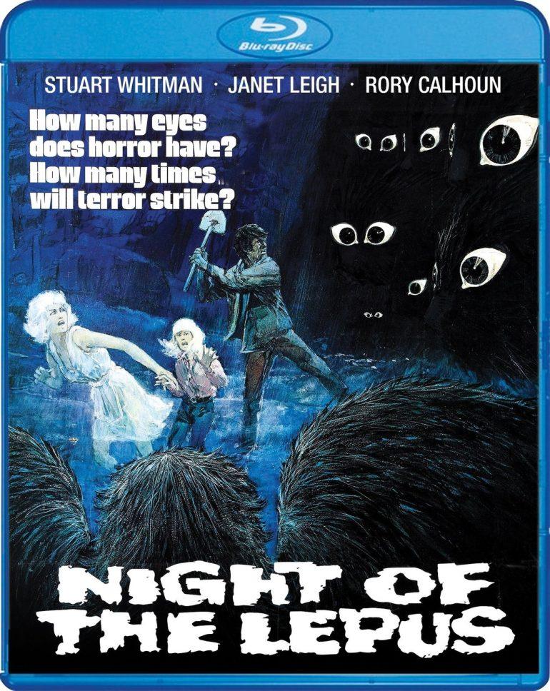 night of the lepus blu-ray