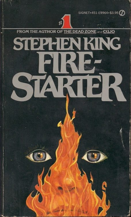 stephen king firestarter