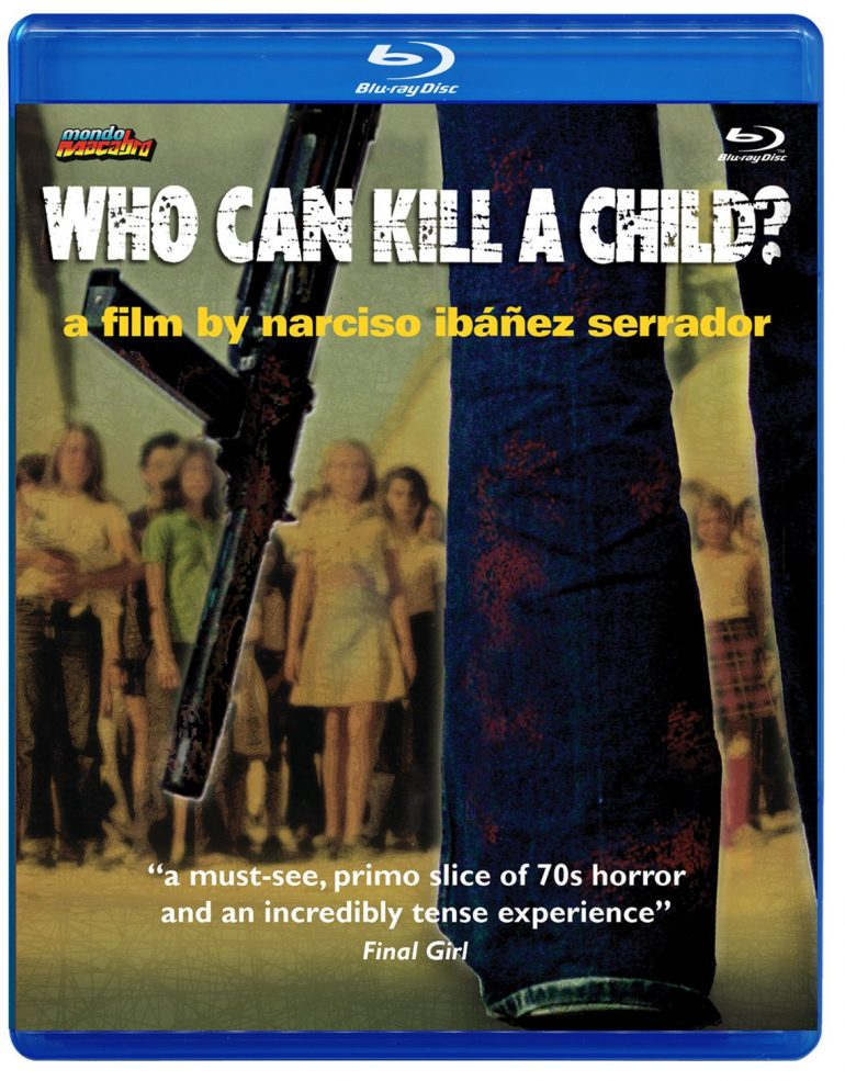 who can kill a child blu-ray