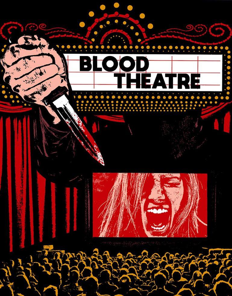 blood theatre blu ray