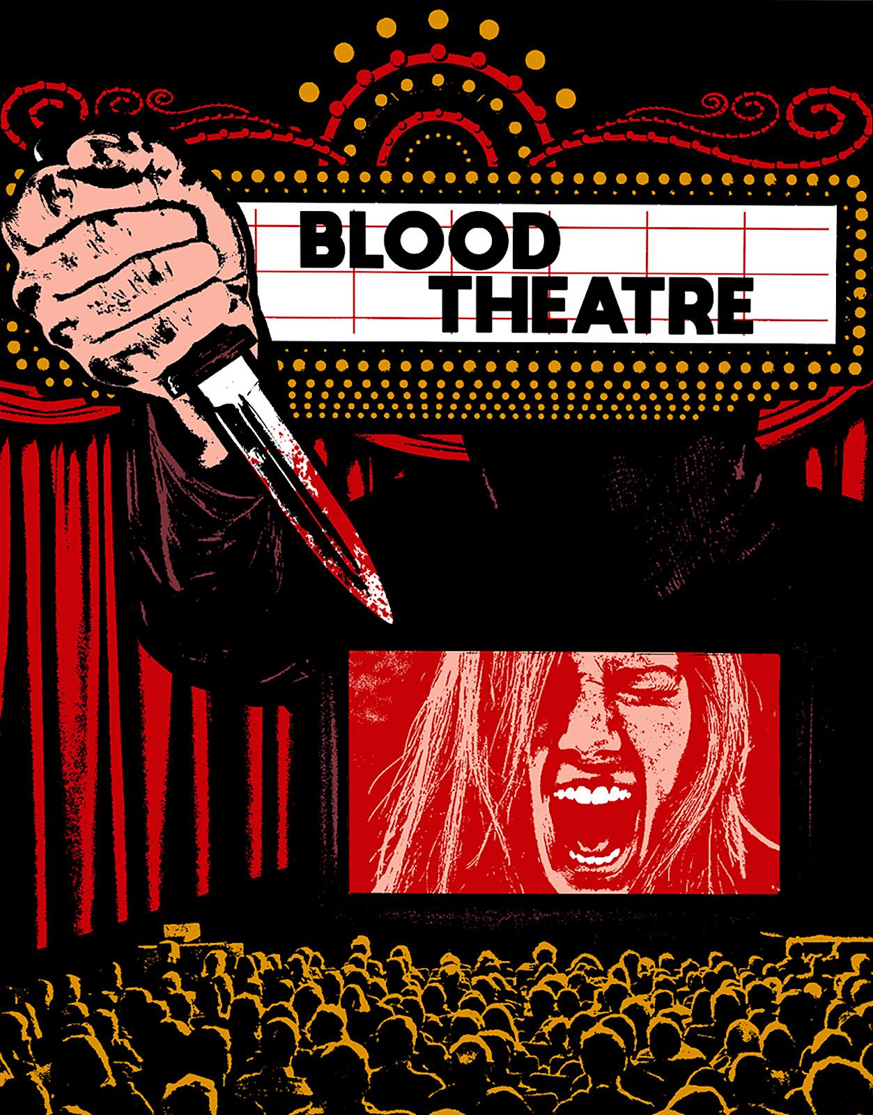blood theatre blu ray