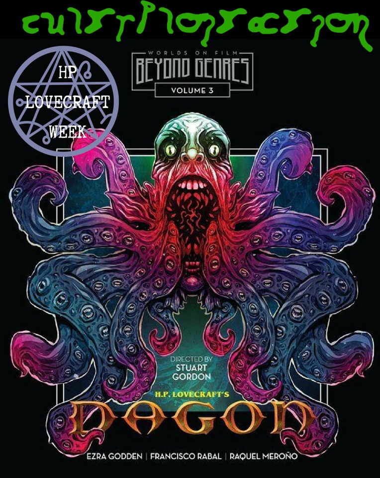HP LOVECRAFT WEEK: Cult Double-Shot: Dagon Blu-ray Review