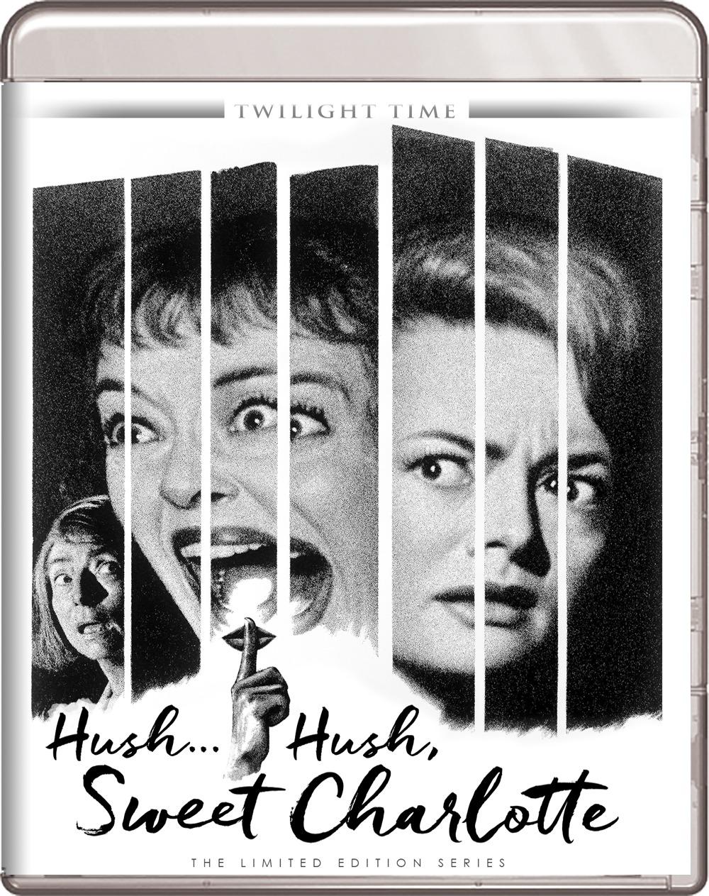 hush hush blu-ray