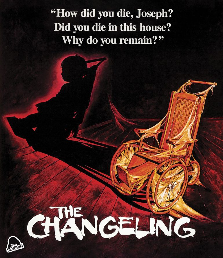 the changeling blu ray