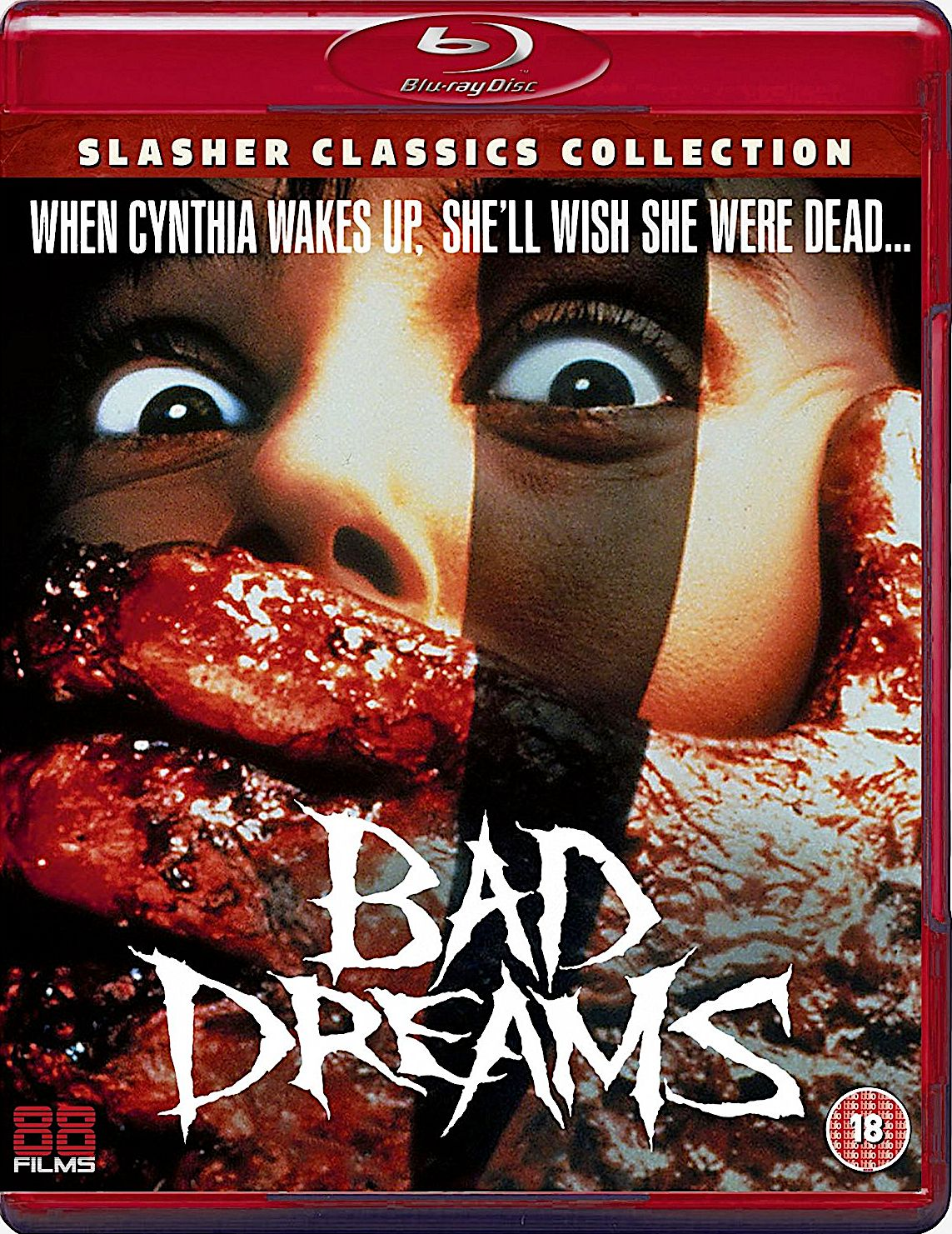 bad dreams blu-ray