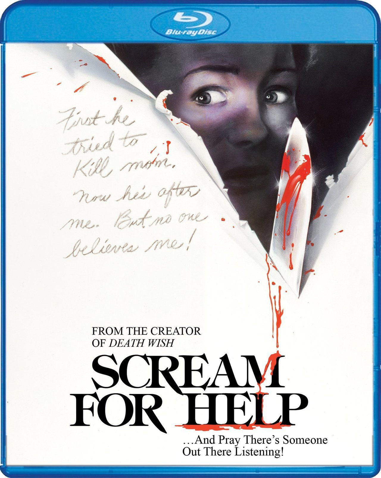 scream for help blu-ray