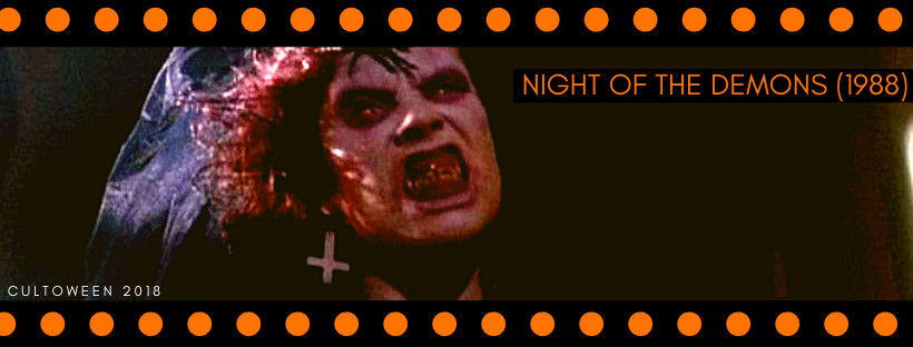 cultoween night of the demons