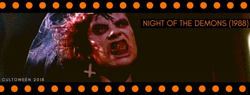 cultoween night of the demons