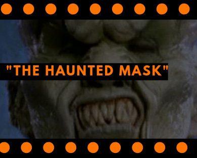 goosebumps haunted mask
