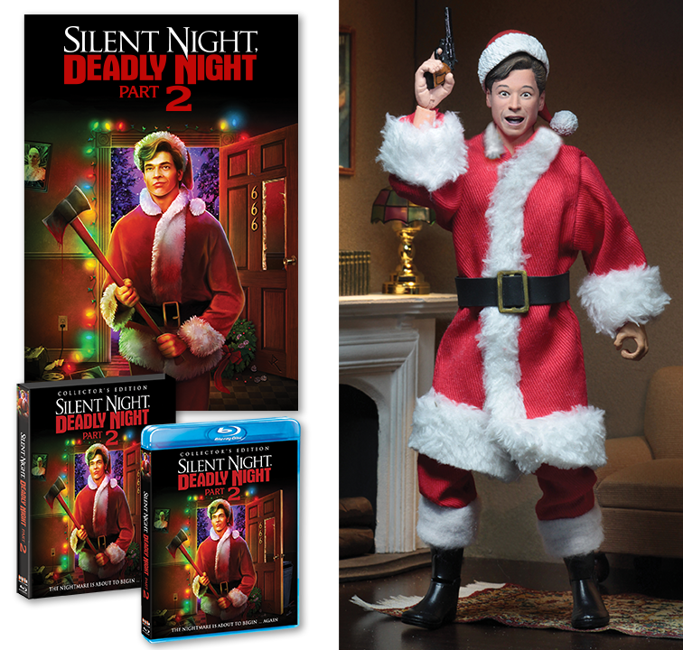 silent night deadly night part 2 deluxe