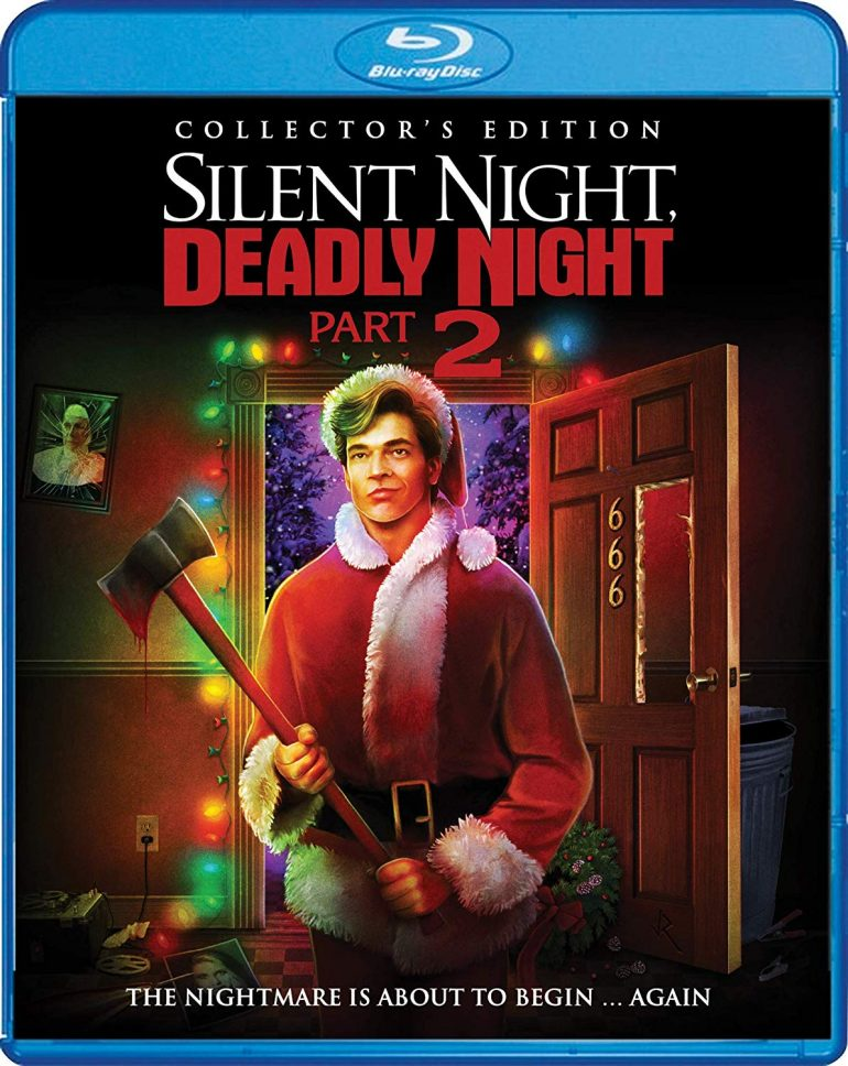 silent night deadly night part 2 scream factory