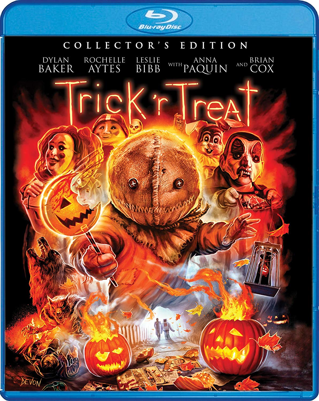 trick r treat scream factory