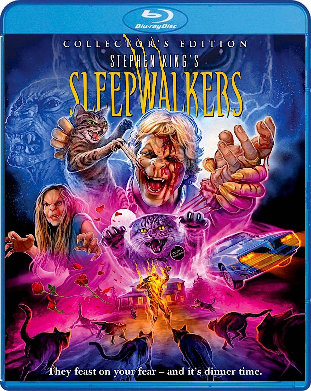 sleepwalkers scream factory blu-ray