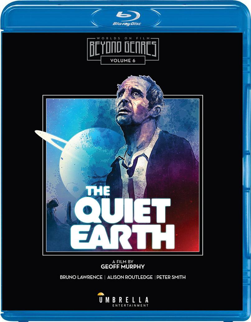 the quiet earth umbrella blu-ray