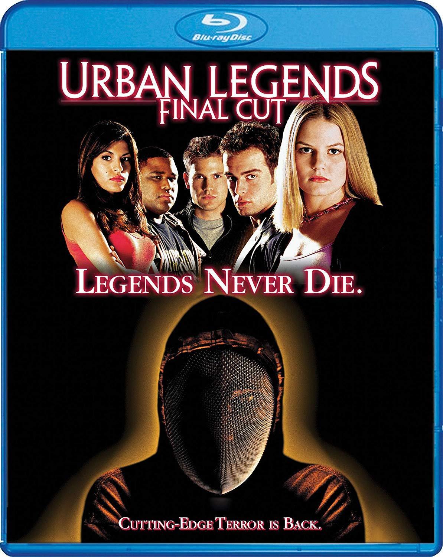 urban legends final cut blu-ray