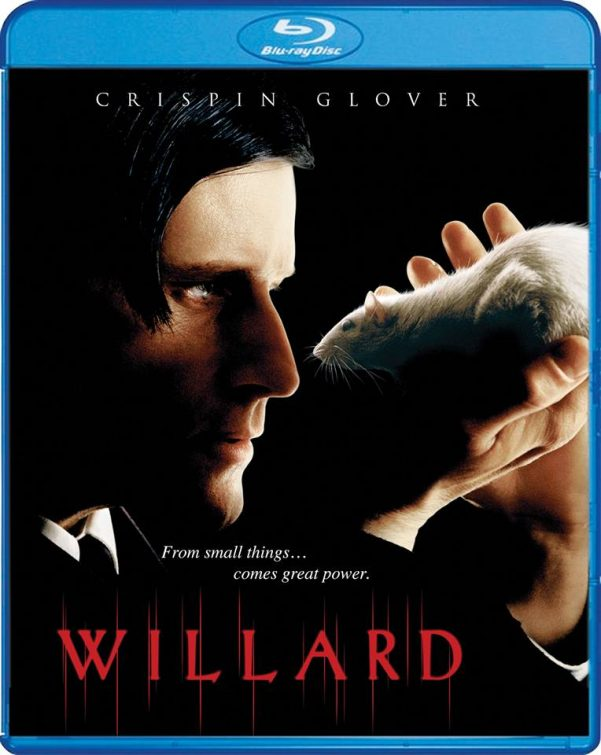 willard 2003 blu-ray