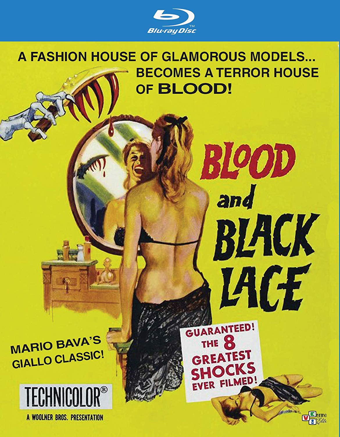blood and black lace vci blu-ray
