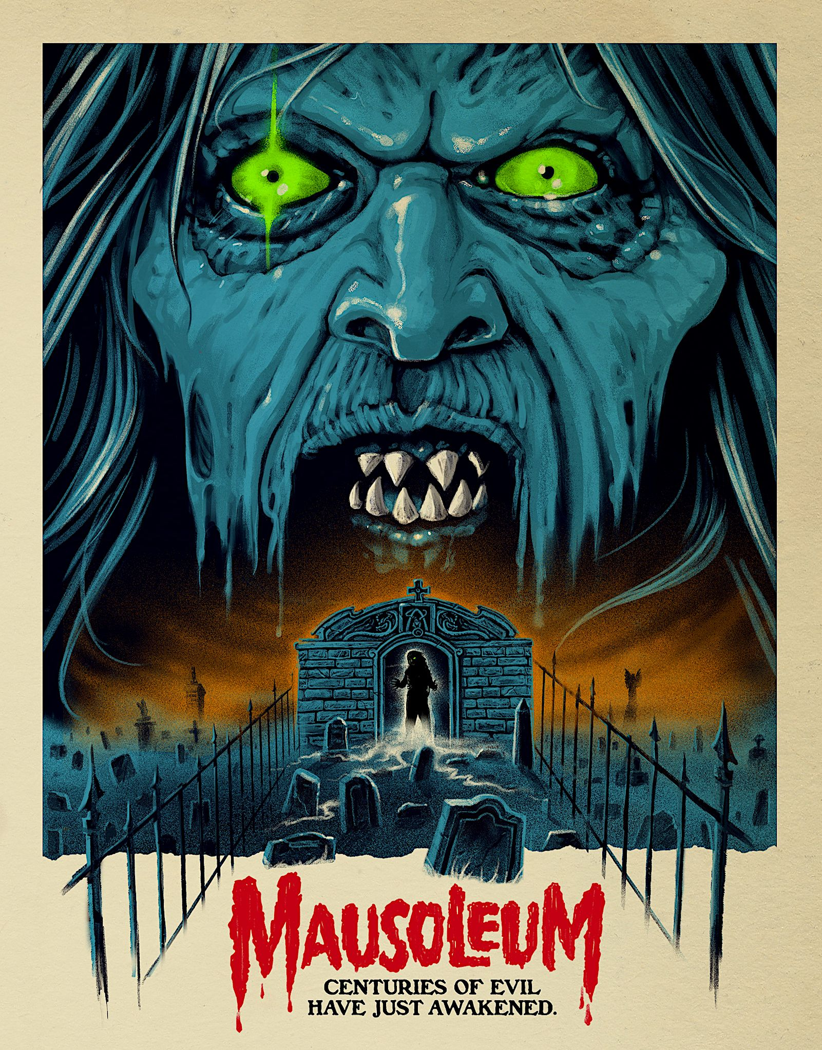 mausoleum blu-ray