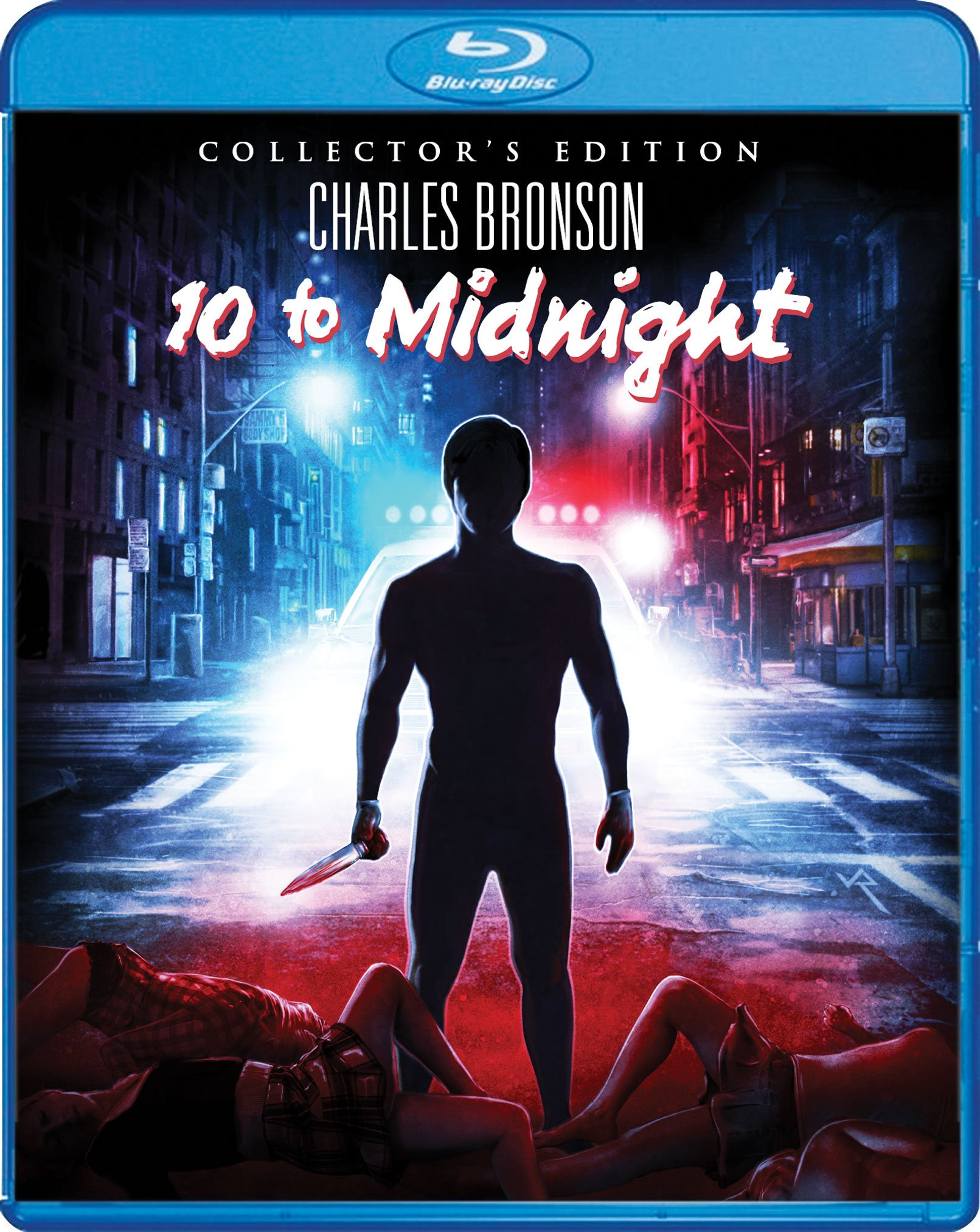 10 to Midnight Blu-ray Review (Scream Factory) - Cultsploitation