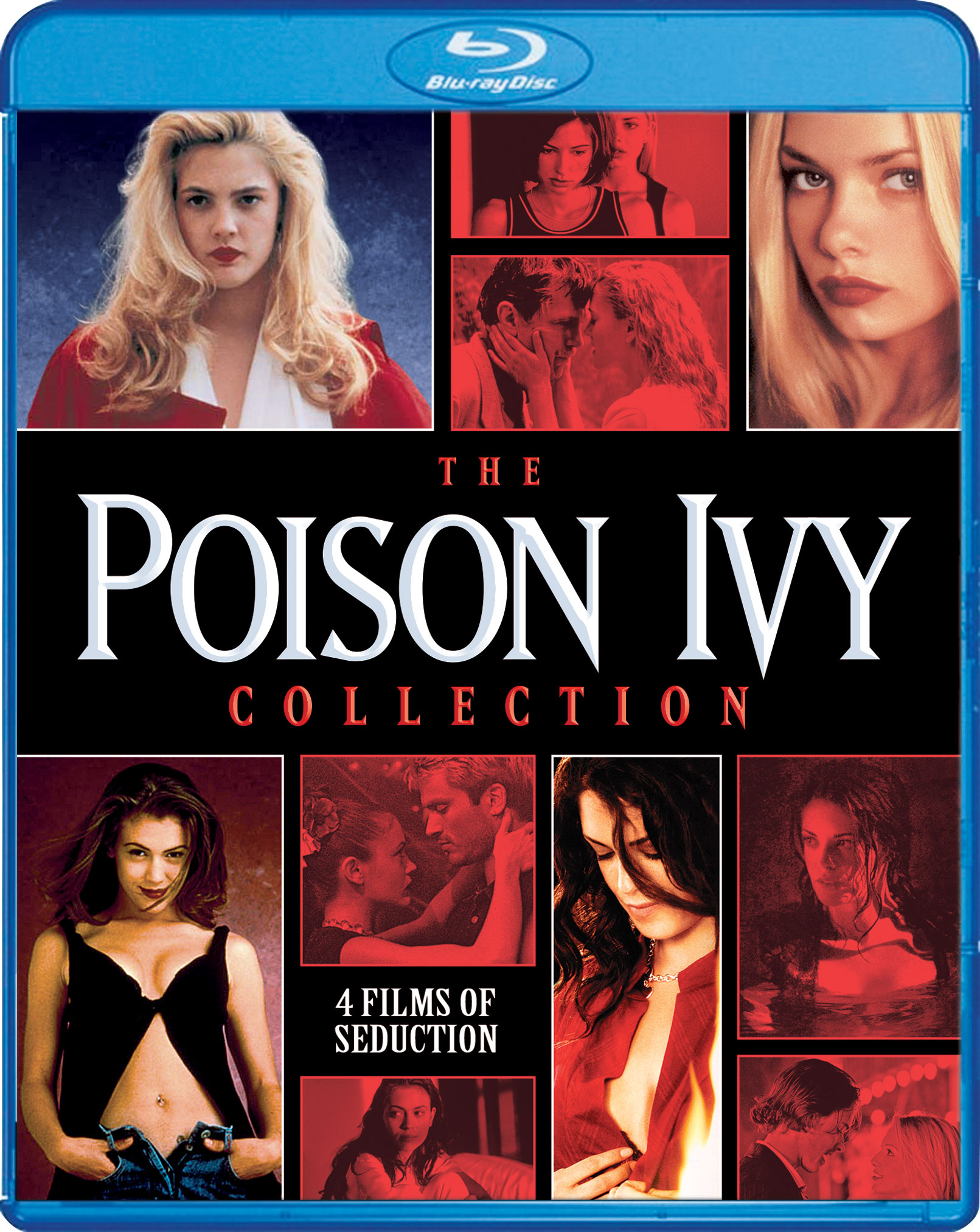 Alyssa Milano Poison Ivy 2 the poison ivy collection blu-ray review (scream factory
