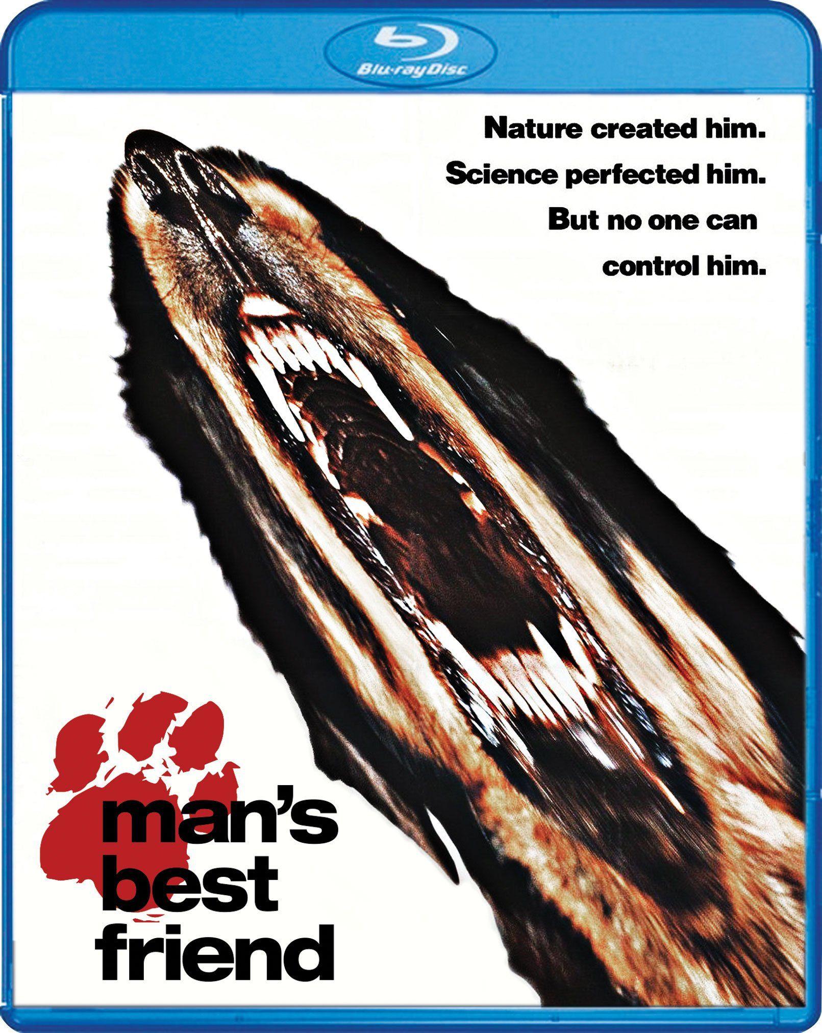 man's best friend blu-ray