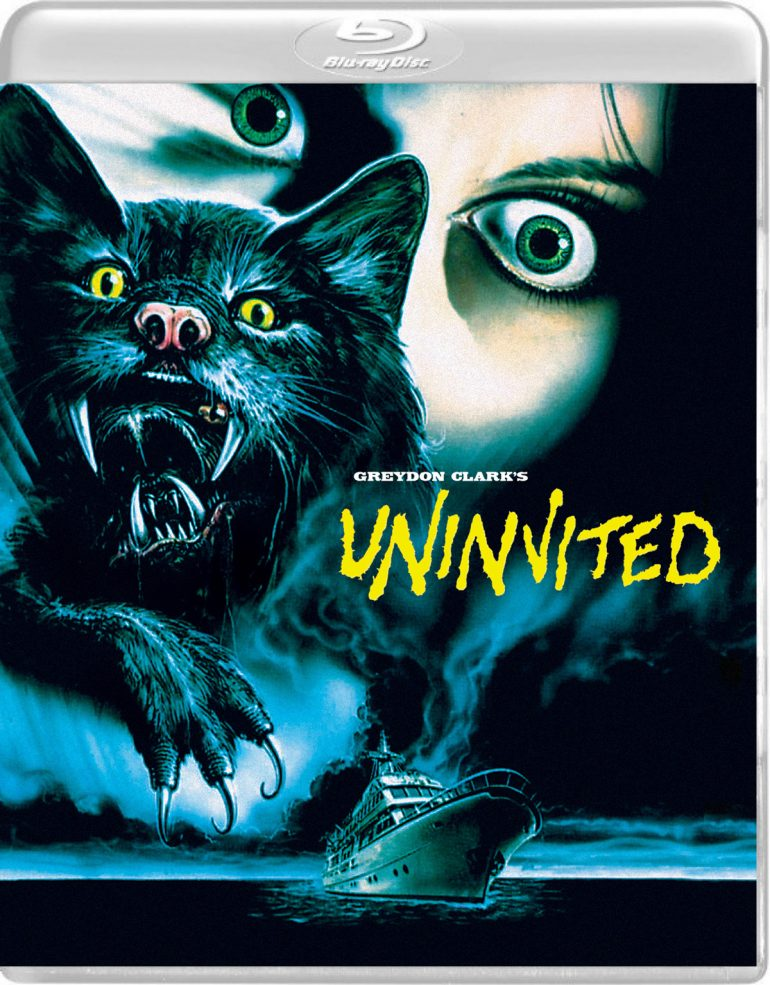 uninvited bluray